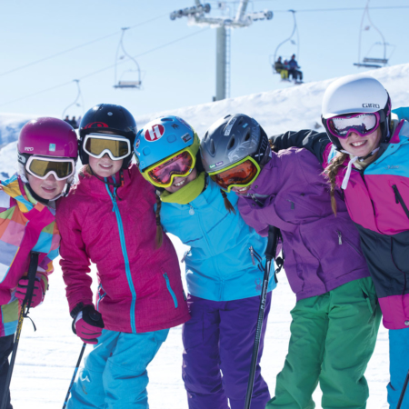 Kids Ski Packages - Skis, Boots & Poles